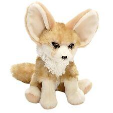 """Wild Republic FENNEC FOX  8"""" Plush Cuddlekins Sitting Stuffed Animal NEW"""