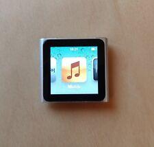 Apple iPod Nano 6G / 6. Generation Silber (16GB) - Wie NEU