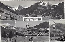 Suisse - Gondelbahn Gstaad - Eggli