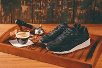 MENS SAUCONY SHADOW 6000 SUEDE IRISH COFFEE PACK - BLACK S70222-6 SIZE 5-11