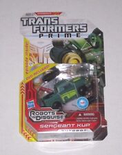 Transformers Prime Robots in Disguise RID Autobot Sergeant Kup MOSC New Sealed