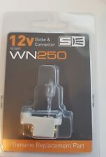 Spa Electrics WN250 12v 100w genuine replacement globe & connector Pool Lights