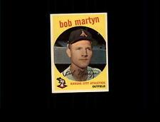 1959 Topps 41 Bob Martyn EX-MT #D620499
