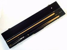 BUFFALO 5 PIECE CHESTER SNOOKER CUE AND CASE