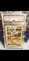 Pokemon Card Psa Graded Ex Mint 2003 Aquapolis Hitmontop #82