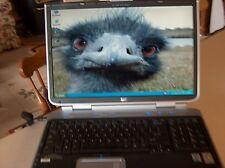 "HP PAVILION ZD7000 LAPTOP 17"" COMPUTER-3.0 Ghz2048Mb(2gig ram100 gig Win 7 home"