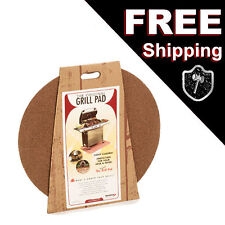 The Original Grill Pad 30 In Round Outdoor Composite Deck Patio Bbq Grill Floor