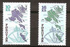 Faroer - 1996 - Mi. 303-04 - Postfris - VE674