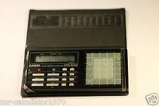 Vintage CASIO PF8000 Calculadora de banco de datos de computadora Super Memoria