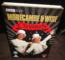 Morecambe And Wise - Complete Christmas Specials (DVD, 2007, 3-Disc Set)