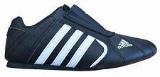 Adidas Adi Sm 3 Taekwondo Shoes Adult Martial Arts Trainers Black Slip On shoes
