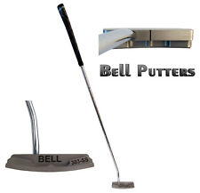 "Bell 2018 Series Offset 360g Golf Putter Rh-303 Ss-SuperStroke Legacy 2.0-34"" Lg"