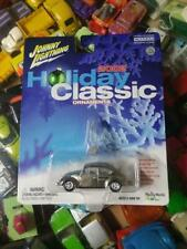 NEW IN PACK Johnny Lightning 2002 Holiday Classic Ornaments '66 VW Beetle CHROME