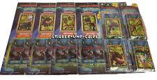 Blue Ocean Drachenzähmen 3 Trading Cards alle 4 Multipacks + alle 4 Blister