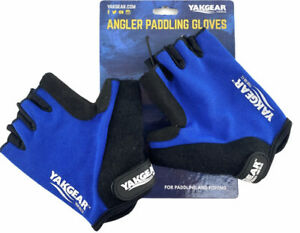 YAKGEAR Angler Paddling Gloves Sz. S/M NEW 01-0007-11.