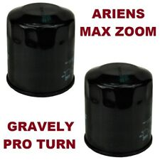 2 Oil Transmission Filters Gravely Pro Turn 148 152 160  Max Zoom 48 52 60