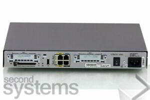 Cisco 1841 Integrated Services Router 1800 Series - Cisco1841