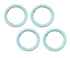 Set Of 4 Honda New K&L Exhaust Pipe Muffler Header Gasket Seal 0133-015X4