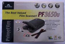Pacific Image PrimeFilm PF3650u 35mm Film Slide Image Scanner *Complete