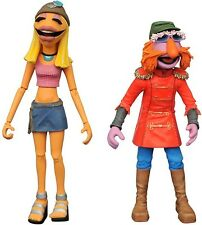 The Muppets Diamond Select Figures – Floyd & Janice Series 3