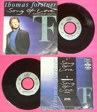 LP 45 7'' THOMAS FORSTNER Song of love Countdown g.t.o.1989 germany no cd mc dvd
