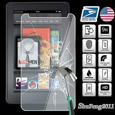 Tempered Glass Screen Protector For Amazon Kindle Fire 7 (1st gen 2011) Tablet
