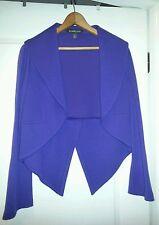 BUCHANAN-KANG Cotton Knit Jacket, Size 6 (NWOT)