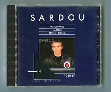 Sardou cd MUSULMANES © 1987 France-9-track-CD VOL 14 ENREGISTREMENTS ORIGINAUX