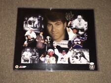 Ray Bourque Auto 16x20 Photo Collage JSA Certified