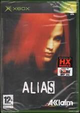 Alias per Microsoft Xbox 1 Originale Prima Serie