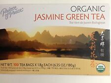Prince of Peace - Organic Jasmine Green Tea - 100 Tea Bags