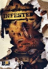 NEW DVD // Infested! --  ANIMAL PLANET, DOCUMENTARY,ON INFESTED HOMES, ETC...