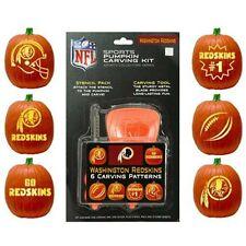 Washington Redskins Pumpkin Carving Kit