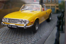 007 JAMES BOND Triumph Stag - Diamonds are Forever - 1:43 BOXED CAR MODEL