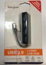 Targus 4-Port USB 2.0 Hub