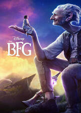 The BFG (Blu-ray disc, 2016) Disney