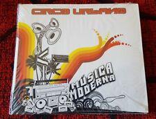 Latin Pop CIRCO URBANO *** Musica Moderna ** ORIGINAL 2006 Venezuela CD RARE!
