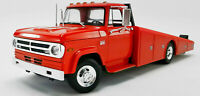 1970 Dodge D-300 Ramp Truck in Burnt Orange ACME in 1:18 diecast PRE-ORDER MIB