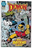DC Comics, The Demon, Issue 33, Direct Sales, 1992, 9.6, Near Mint Condition,