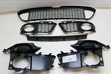 Original BMW E92 E93 M-Paket Stoßstange Gitter Aufnahme Links Mitte rechts LCI