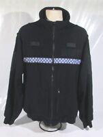 Ex Police Tornado Fleece With Chequered Reflective Strip