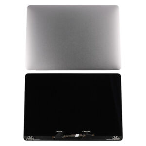 """OEM For Macbook Pro 13.3"""" LCD Screen Display+Top Cover Assembly A2289 2020 Gray"""