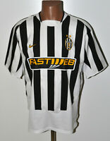 JUVENTUS ITALY 2003/2004 HOME FOOTBALL SHIRT JERSEY NIKE SIZE L ADULT