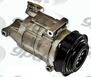 A/C Compressor For 2012, 2016-2017 Chevrolet Sonic 1.8L 4 Cyl 6512944