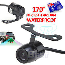 Mini Color 12V 170° CCD Reverse Backup Car Rear View Parking Camera Night Vision