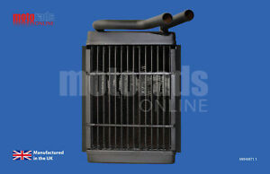 Heater matrix for Mitsubishi Shogun Pajero Mk2 Brand New UK made