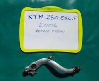 Pédale de frein KTM 250 EXCF de 2004