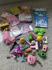 Großer Spielzeug Set Barbie Puppen Sonstiges Plüschtier Spiele Kinderbücher
