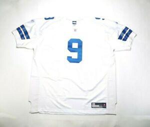 VINTAGE 2007 REEBOK NFL Authentic Jersey R700A9WHT Tony Romo/Dallas Cowboys