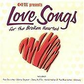 Various Artists - Love Songs for the Broken Hearted (CD)